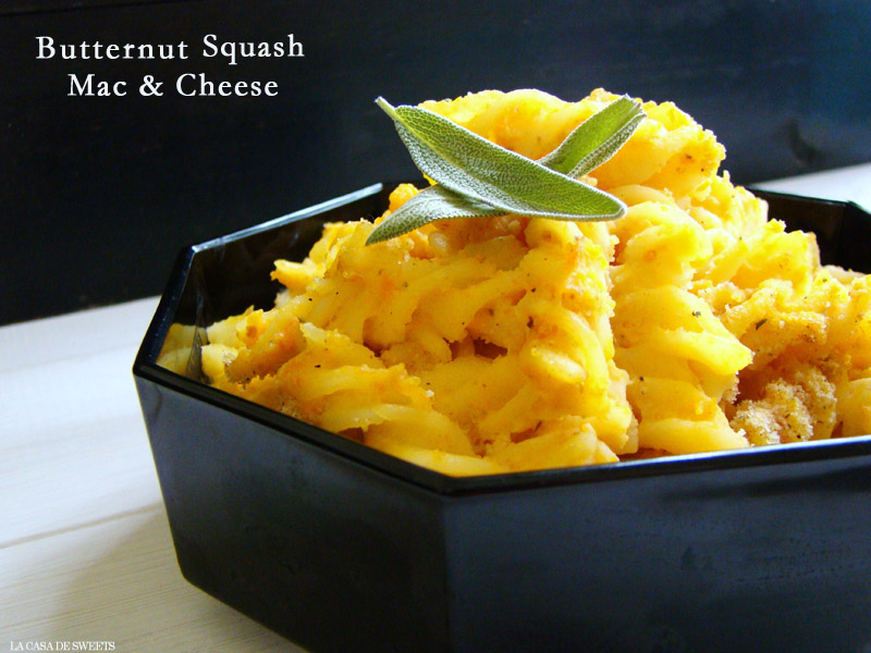 Butternut Squash Mac & Cheese (October Unprocessed 2012 ...