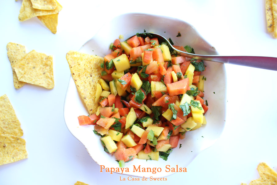 Papaya Mango Salsa 2_text