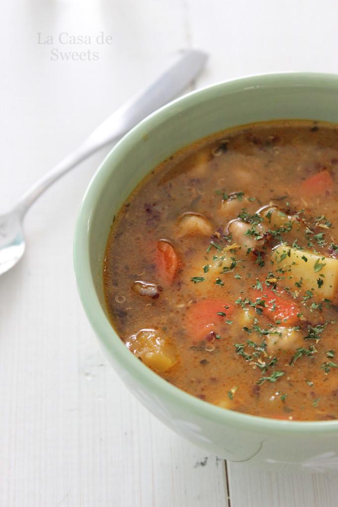 winter veg soup 1